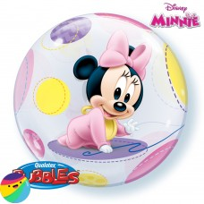 Bubble balon - Disney Baby Minnie