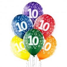 Baloni številka 10
