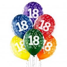 Baloni številka 18