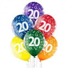Baloni številka 20