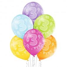 Baloni številka 3