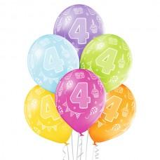 Baloni številka 4