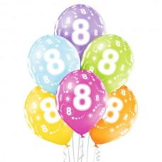 Baloni številka 8