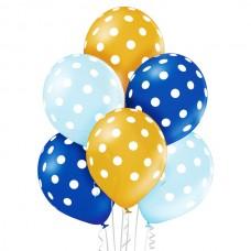 Baloni s pikami - Modri miks