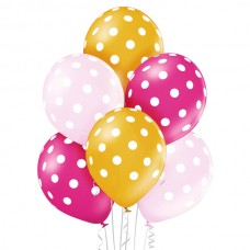 Baloni s pikami - Roza miks