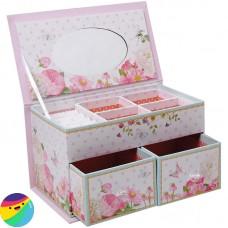 Škatla za nakit velika metulji