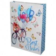 Darilna vrečka Best Wishes Kolo