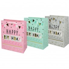 Darilna vrečka Happy Birthday