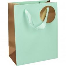Darilna vrečka Mint srednja
