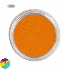 Barva za obraz in telo - Oranžna