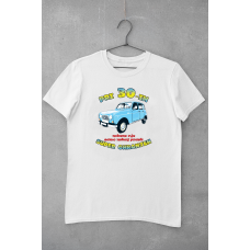 Majica - Katrca za 30 let (Za njega)