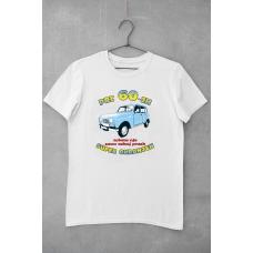 Majica - Katrca za 60 let (Za njega)