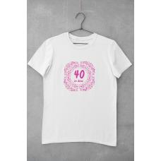 Majica - 40 in diva