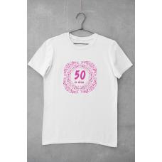 Majica - 50 in diva