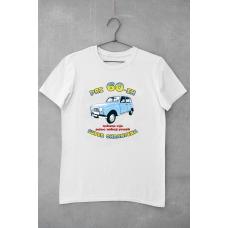 Majica - Katrca za 60 let (Za njo)