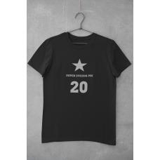 Majica - Super zvezda pri 20