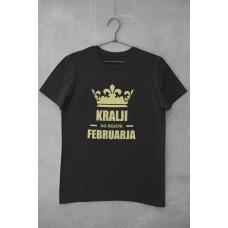 Majica - Kralji so rojeni februarja