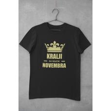 Majica - Kralji so rojeni novembra