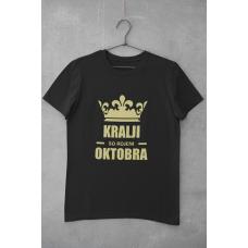 Majica - Kralji so rojeni oktobra