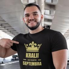 Majica - Kralji so rojeni septembra