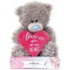 Me To You medvedek s srčkom - I Love You With All My Heart
