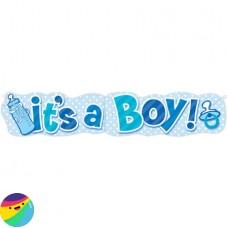 Napis It's a Boy
