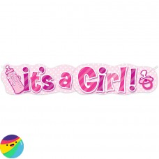 Napis It's a Girl
