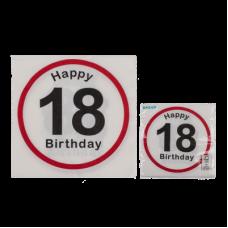 Serviete Happy Birthday 18