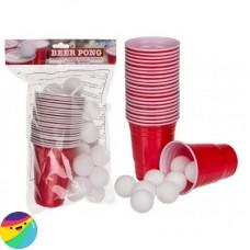 Pivska igra - Beer pong