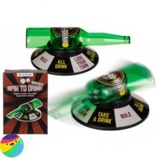 Pivska igra - Spin to drink