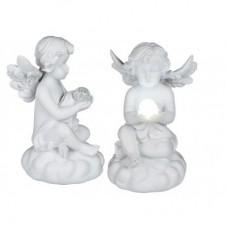 Angel z led lučko