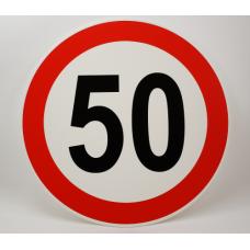 Prometni znak št. 50