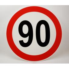 Prometni znak št. 90