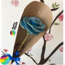 Večna vrtnica modra